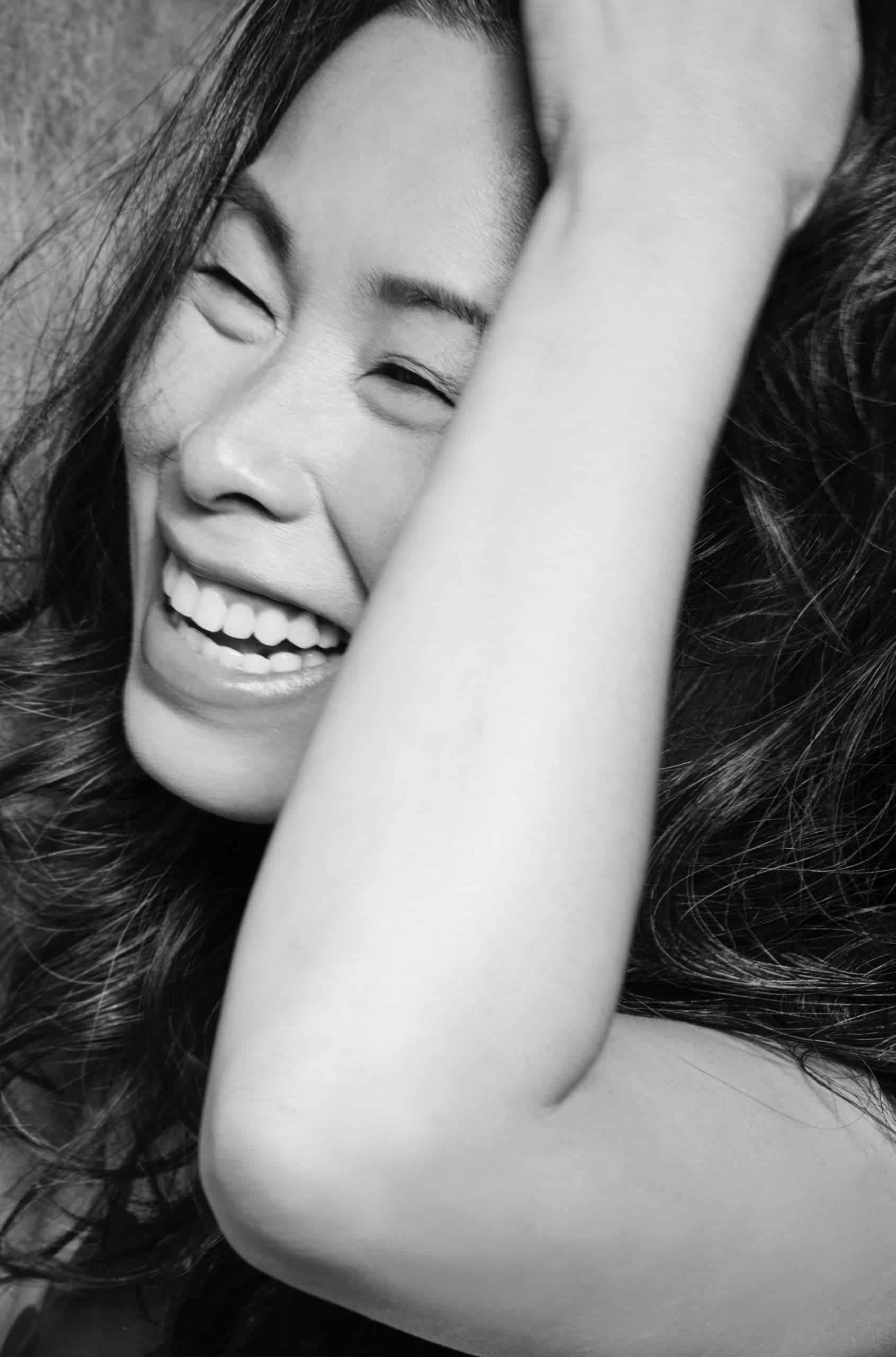 Kim Thuy par CarlLessard Ferme - Un Marché dans l'air du temps – Marché de Noël et des traditions de Longueuil 2020